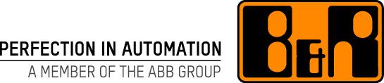 B&R Industriautomatisering logo