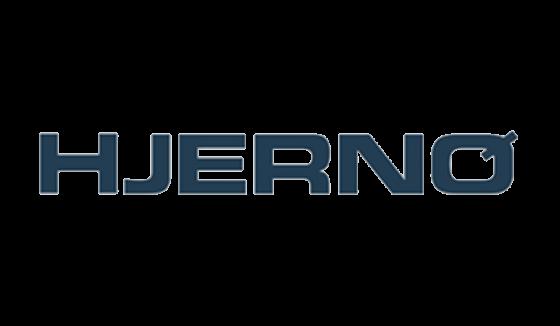 Hjernø logo