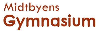 Midtbyens Gymnasium logo